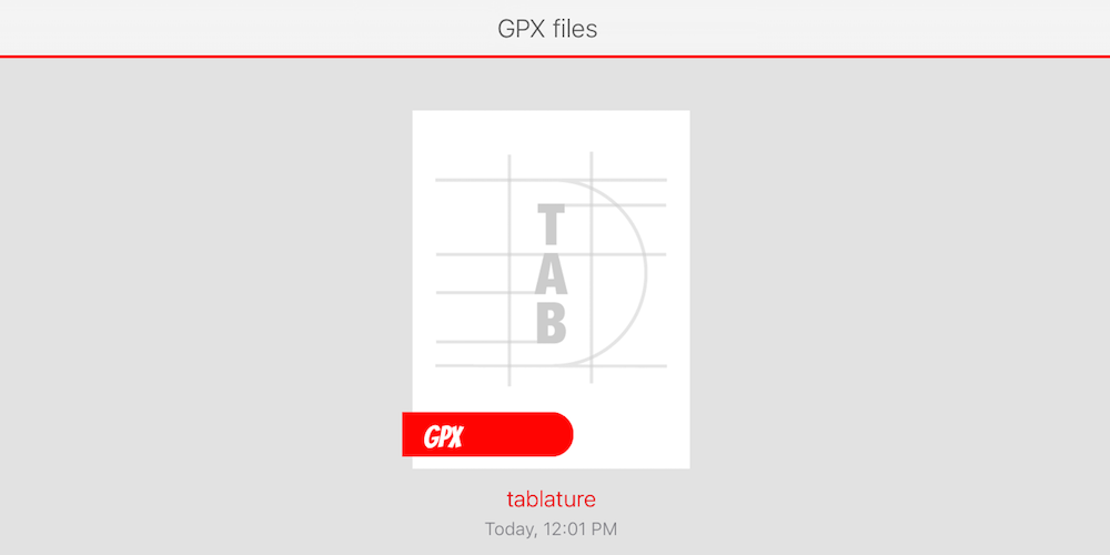 Stave'n'Tabs 3.1: GPX Files Support
