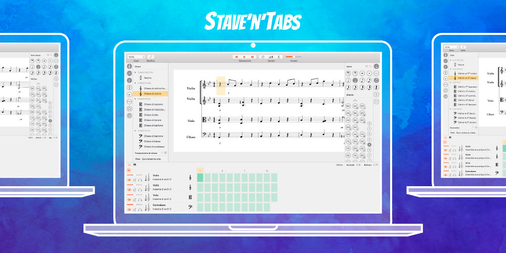 Stave'n'Tabs macOS 2.0.1: New languages